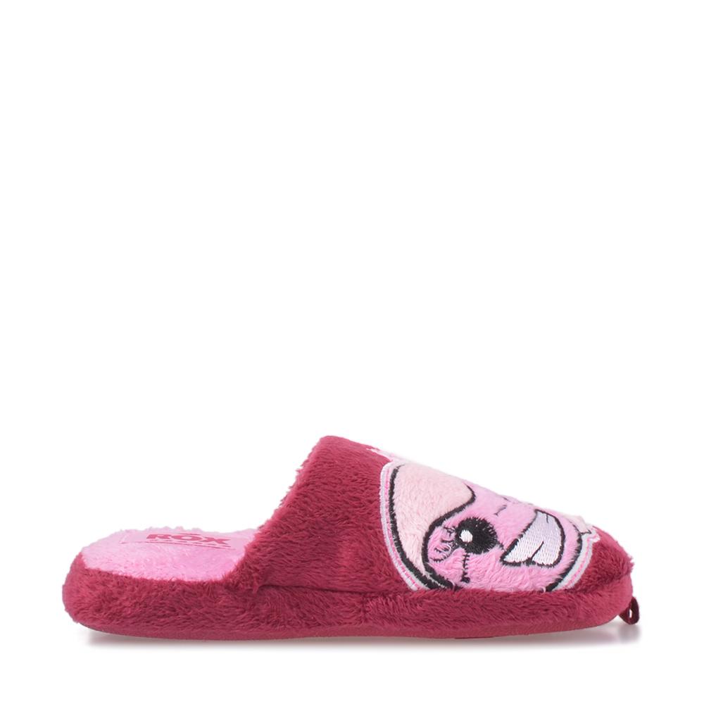 Papuci copii Street Puppet bordo