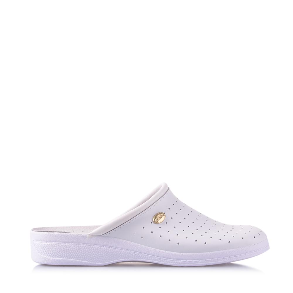 Papuci barbati PC5400 albi