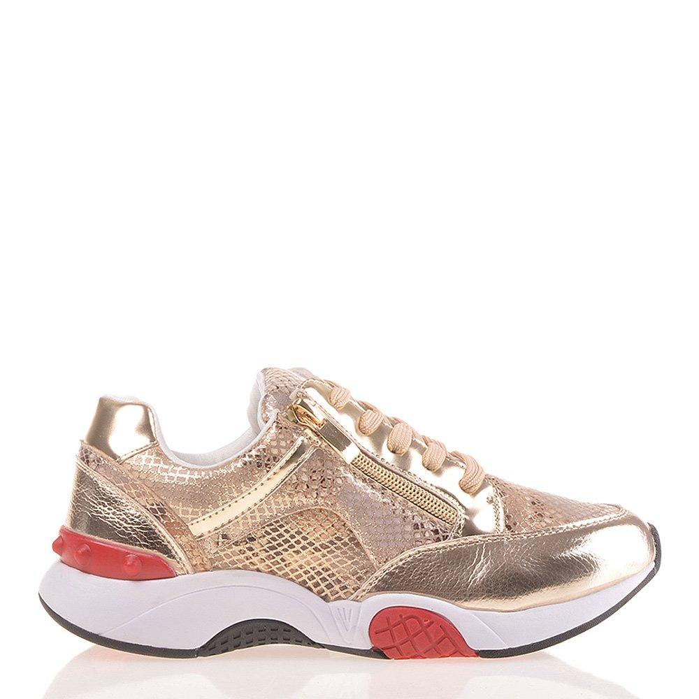 Pantofi sport dama Missy 2 aurii