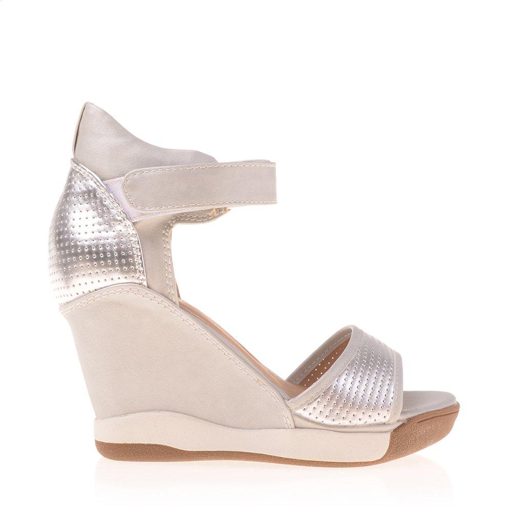 Sandale Dama Jennesa Argintii
