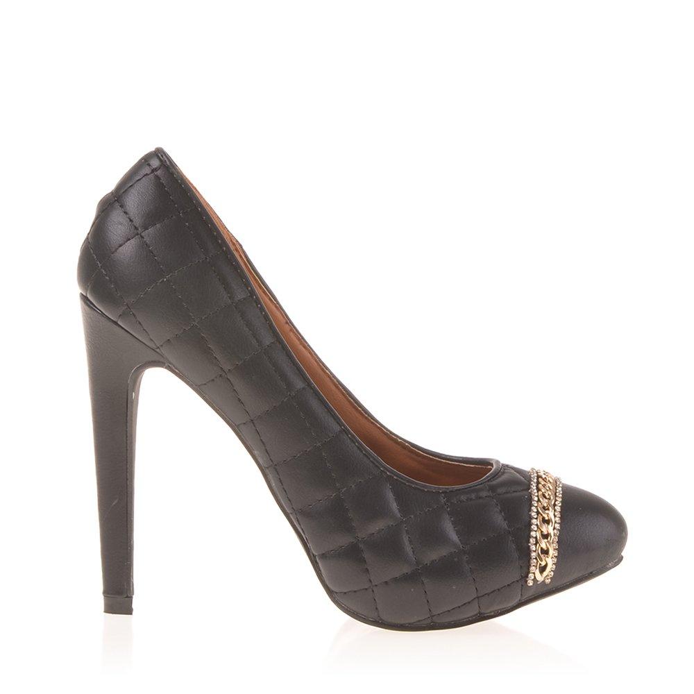 Pantofi dama Laurie negri