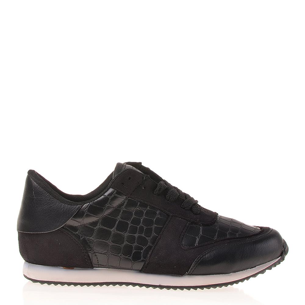 Pantofi sport dama Rowena negri