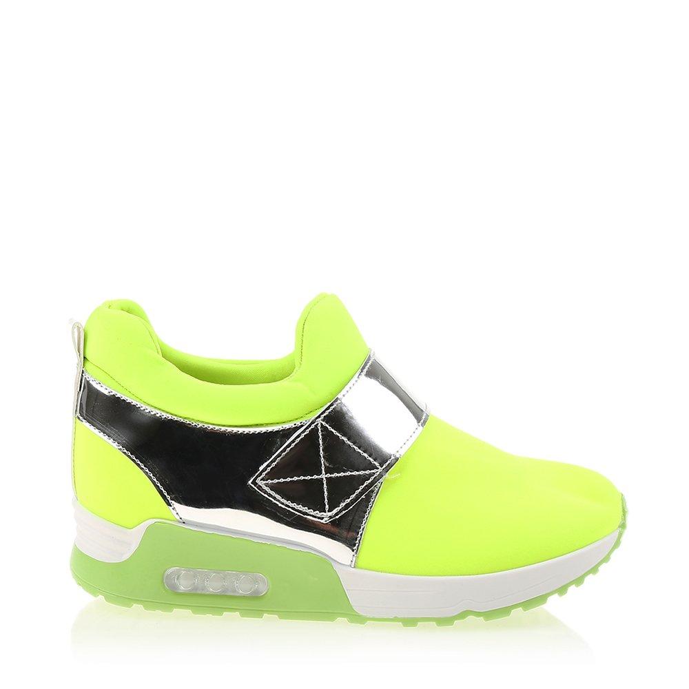 Sneakers dama Sadie verde