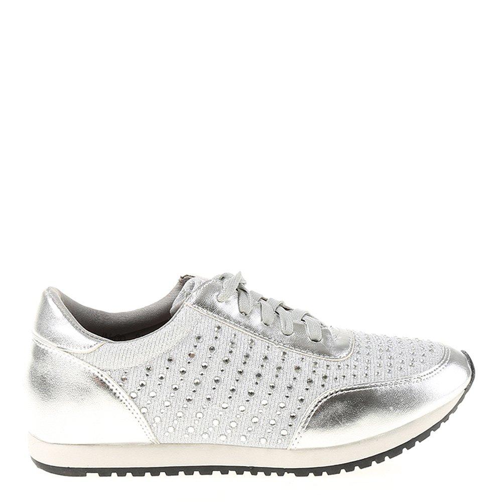 Pantofi sport dama Eiko argintii