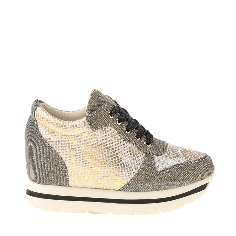 Sneakers dama Sierra alb