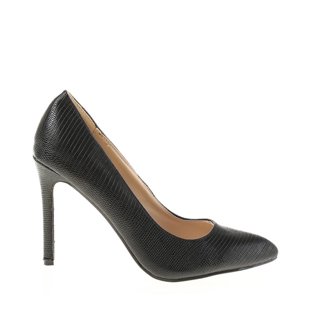 Pantofi dama Claudia 2 negri