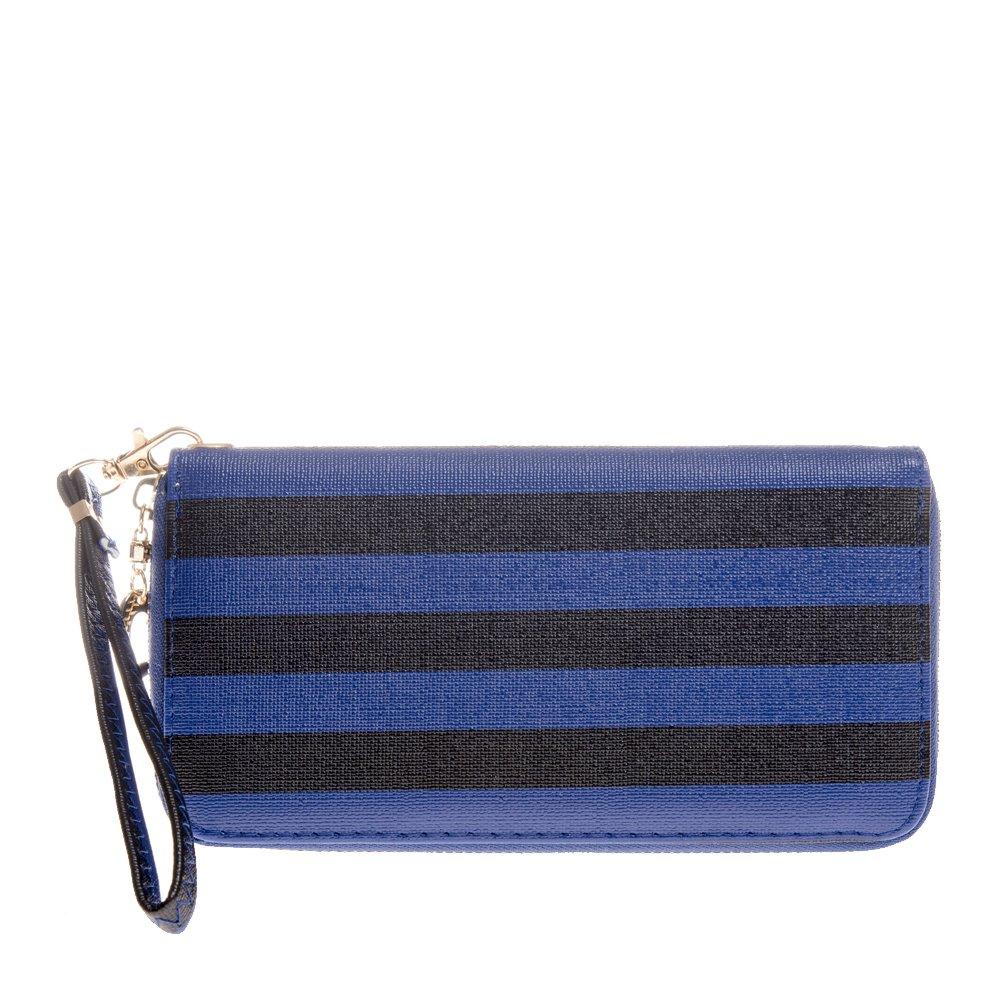 Portofel Dama H037 Albastru