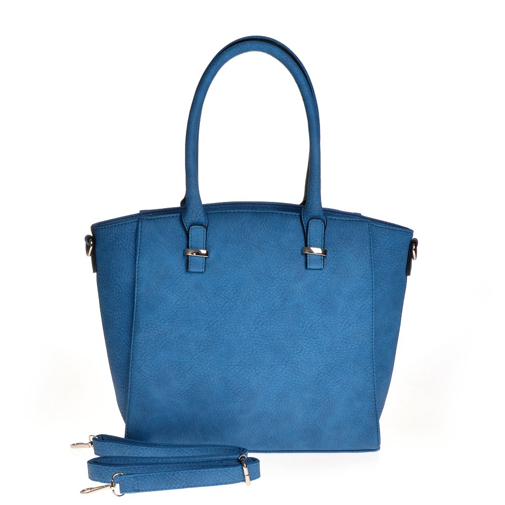 Geanta dama K65 albastra