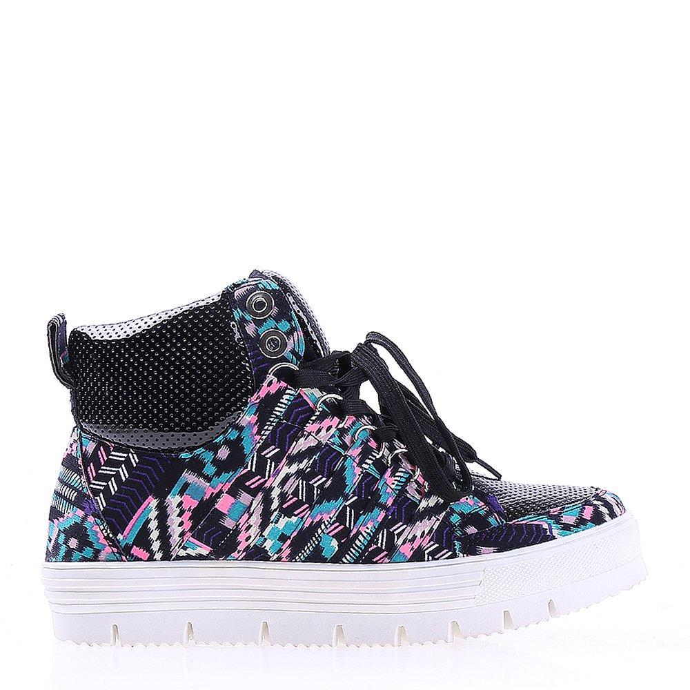 Pantofi sport dama Vella negri
