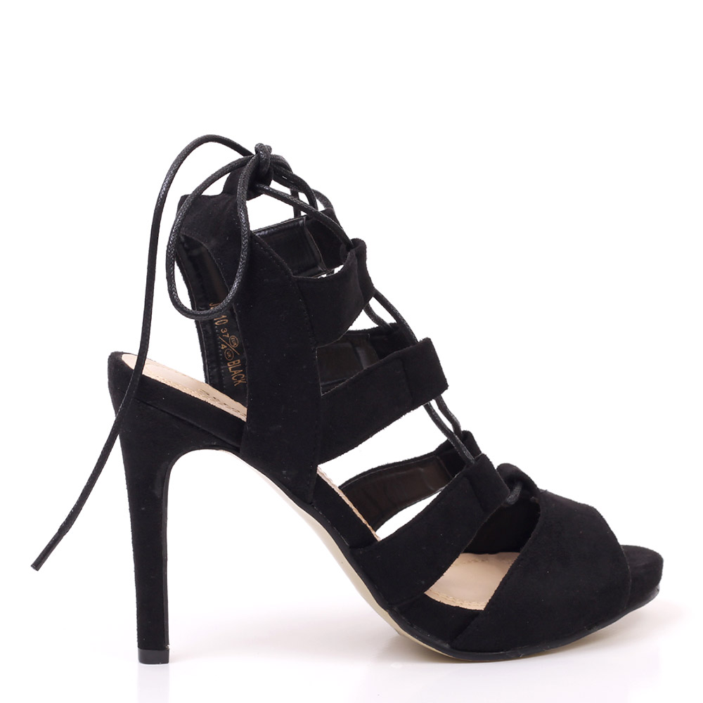 Sandale dama Josefiina 1 negre