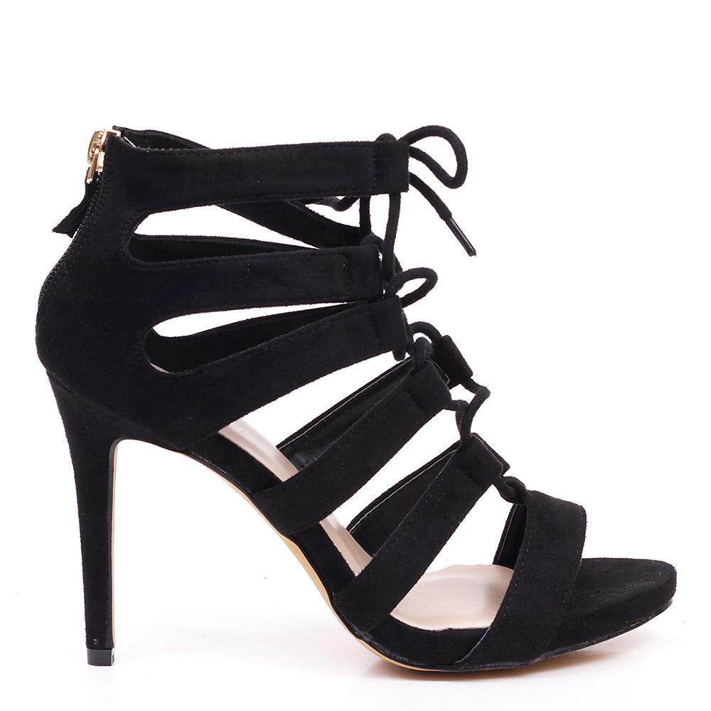 Sandale dama Aza negre
