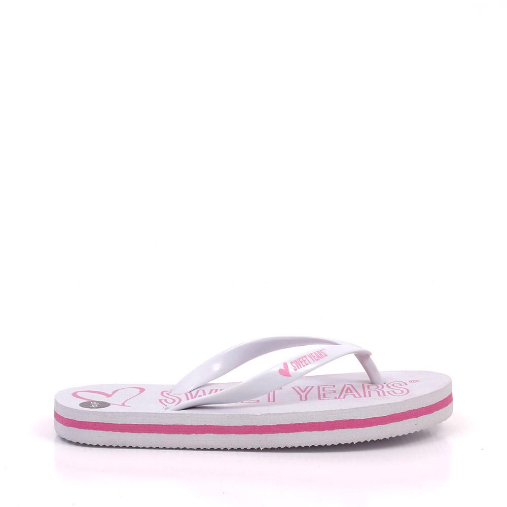 Papuci copii 5228 albi