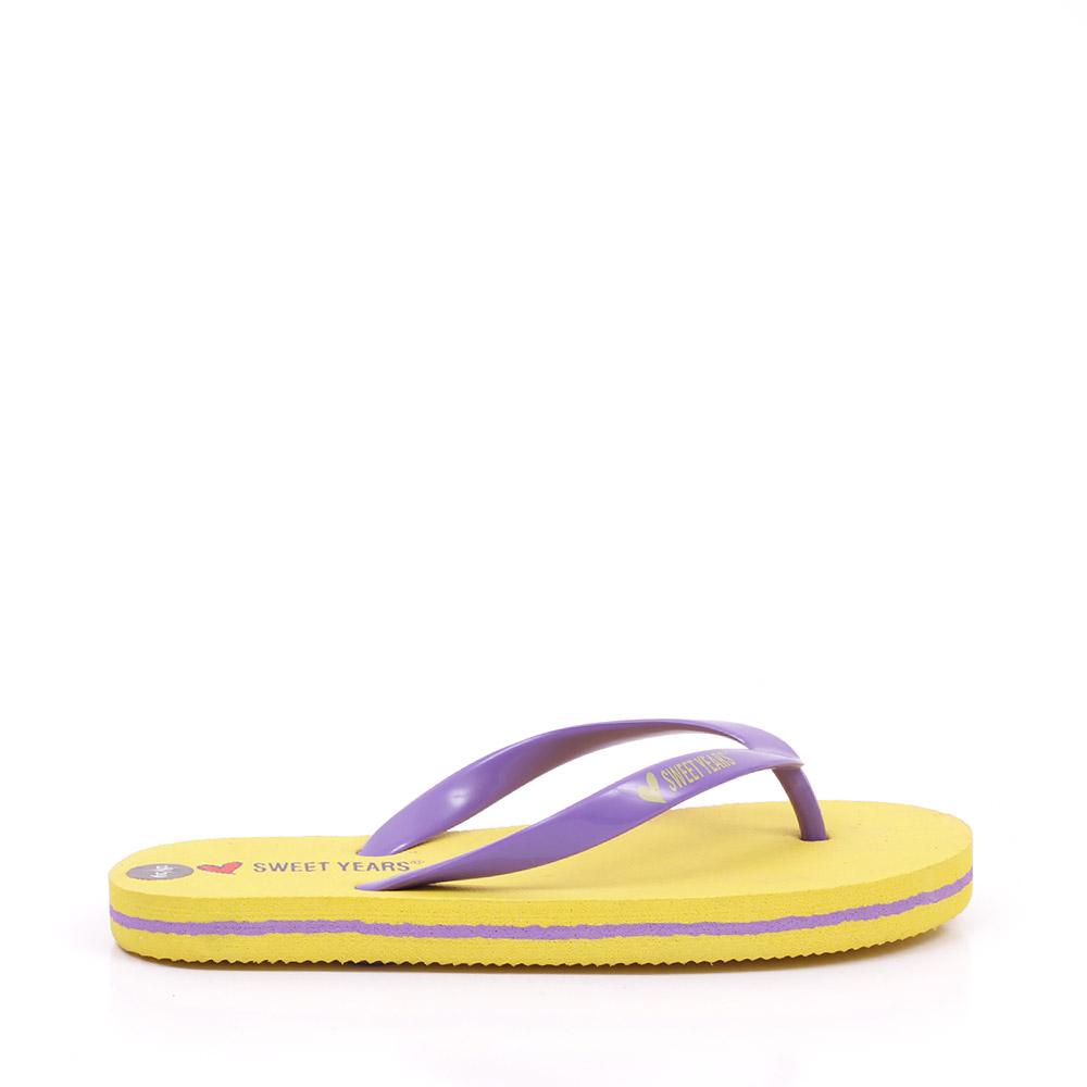 Papuci copii 5228 galbeni