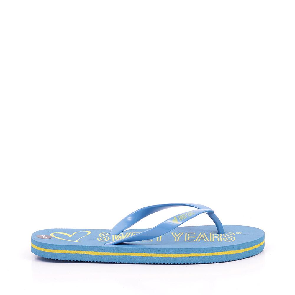 Papuci copii 5235 albastri