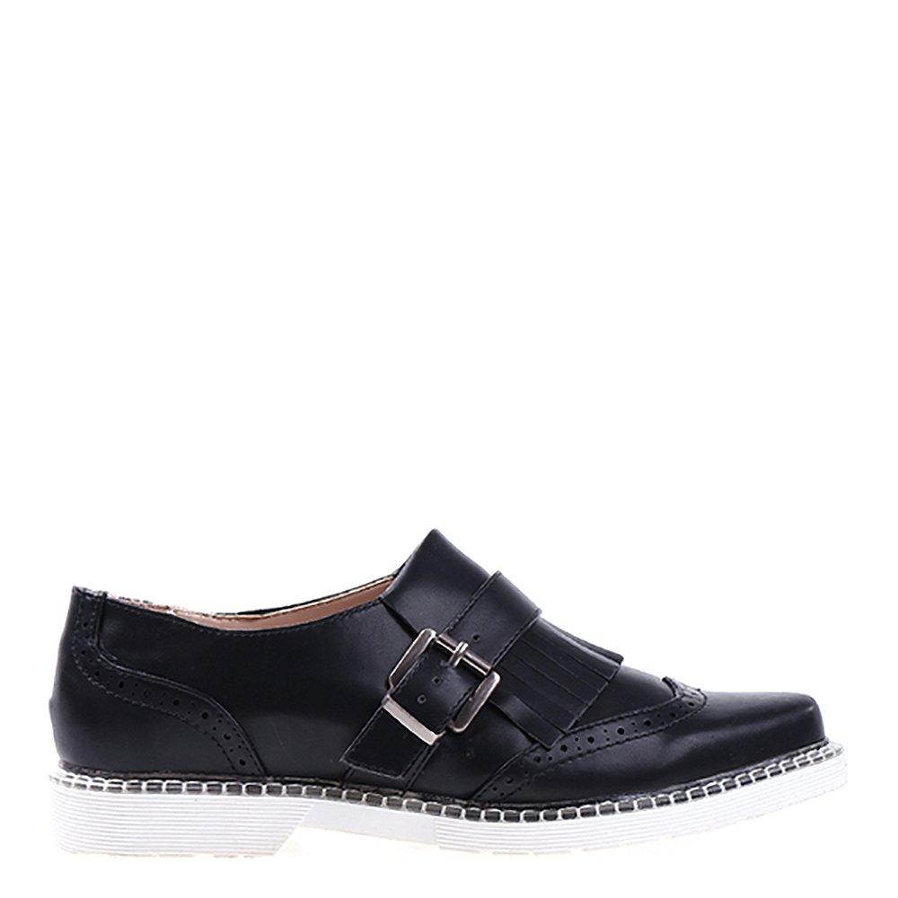 Pantofi dama Malinda negri