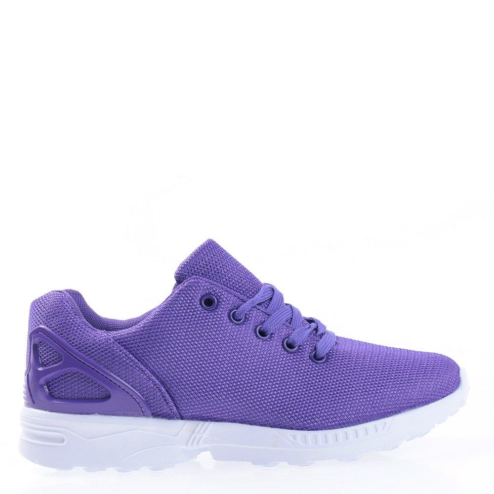 Pantofi sport dama Camille 2 mov
