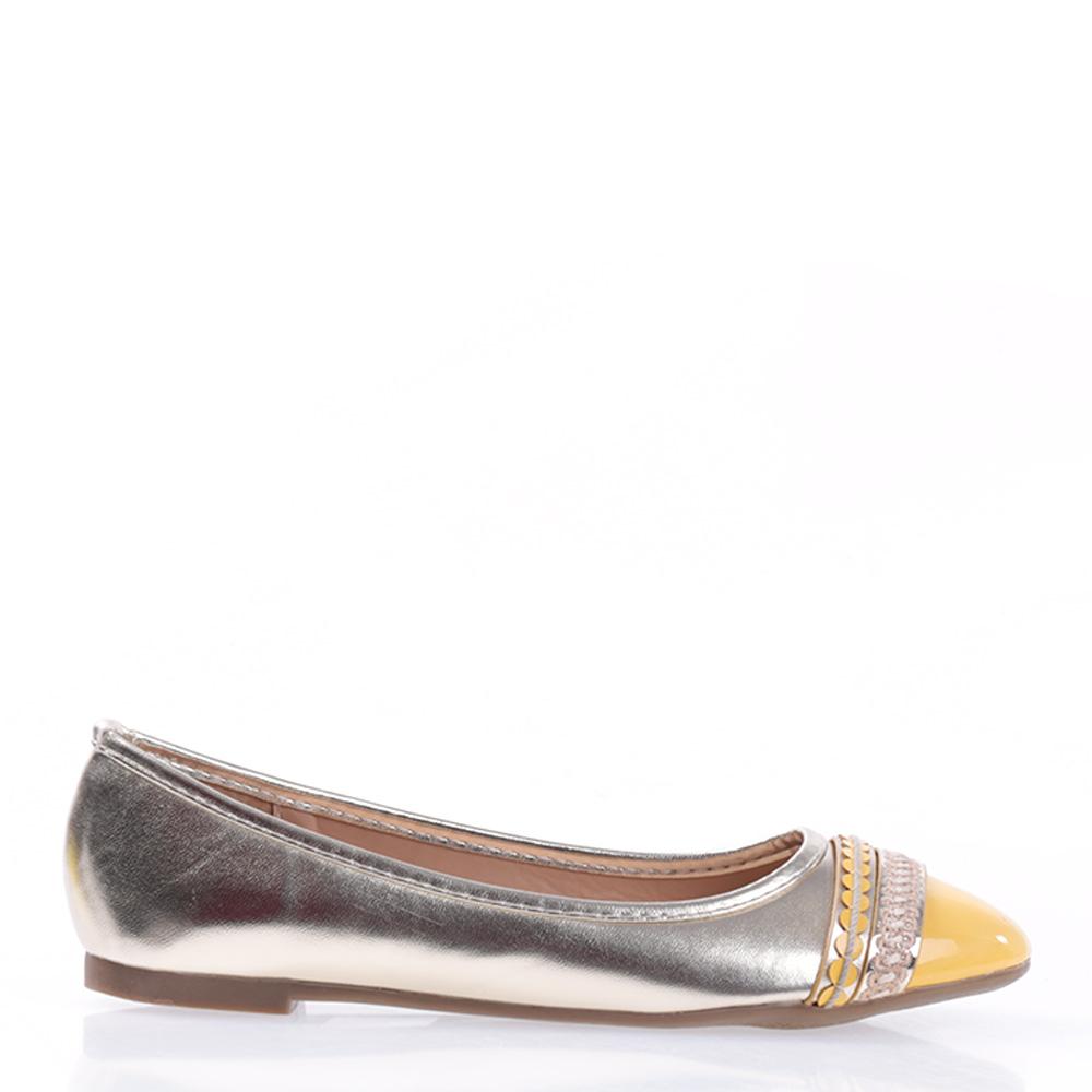 Balerini dama JN81 aurii