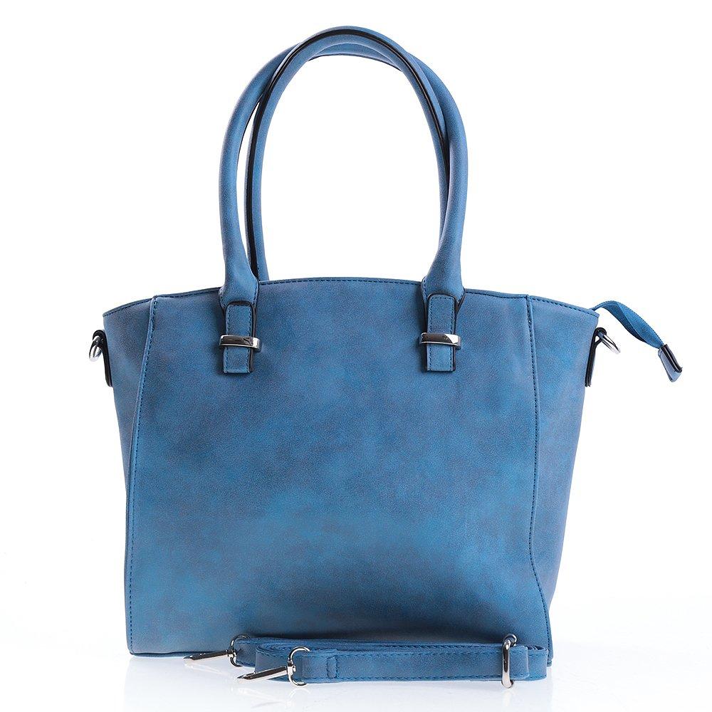 Geanta dama K65-1 albastra