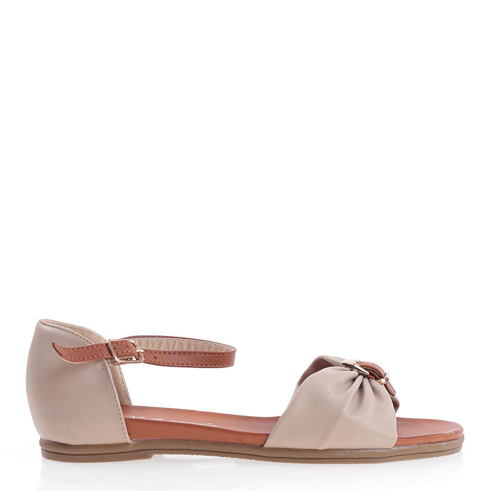 Sandale Dama Nadia Bej