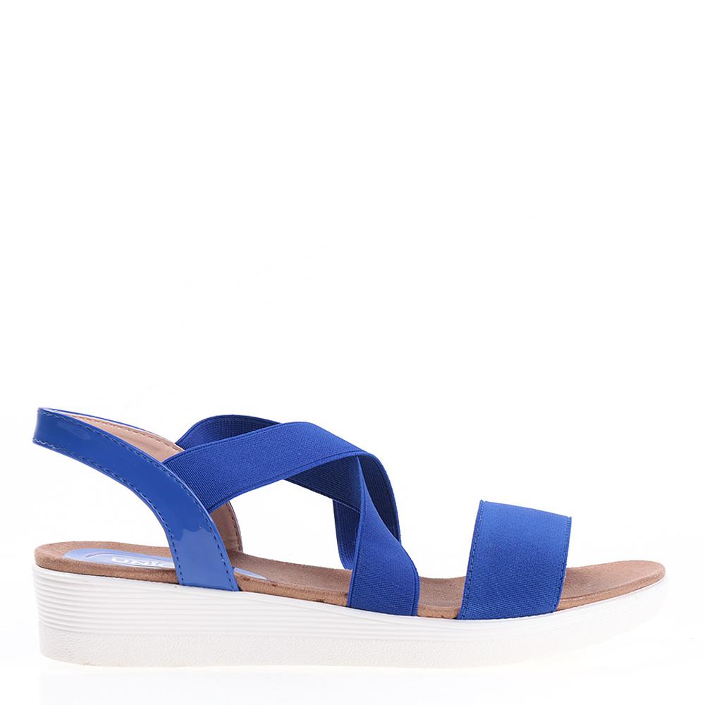 Sandale Dama Suzy Albastre