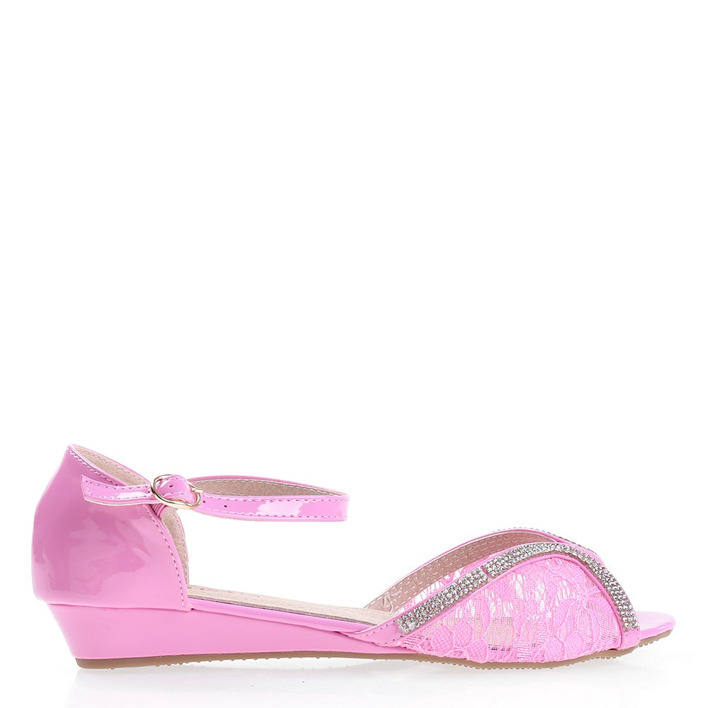 Sandale dama Sybil fucsia
