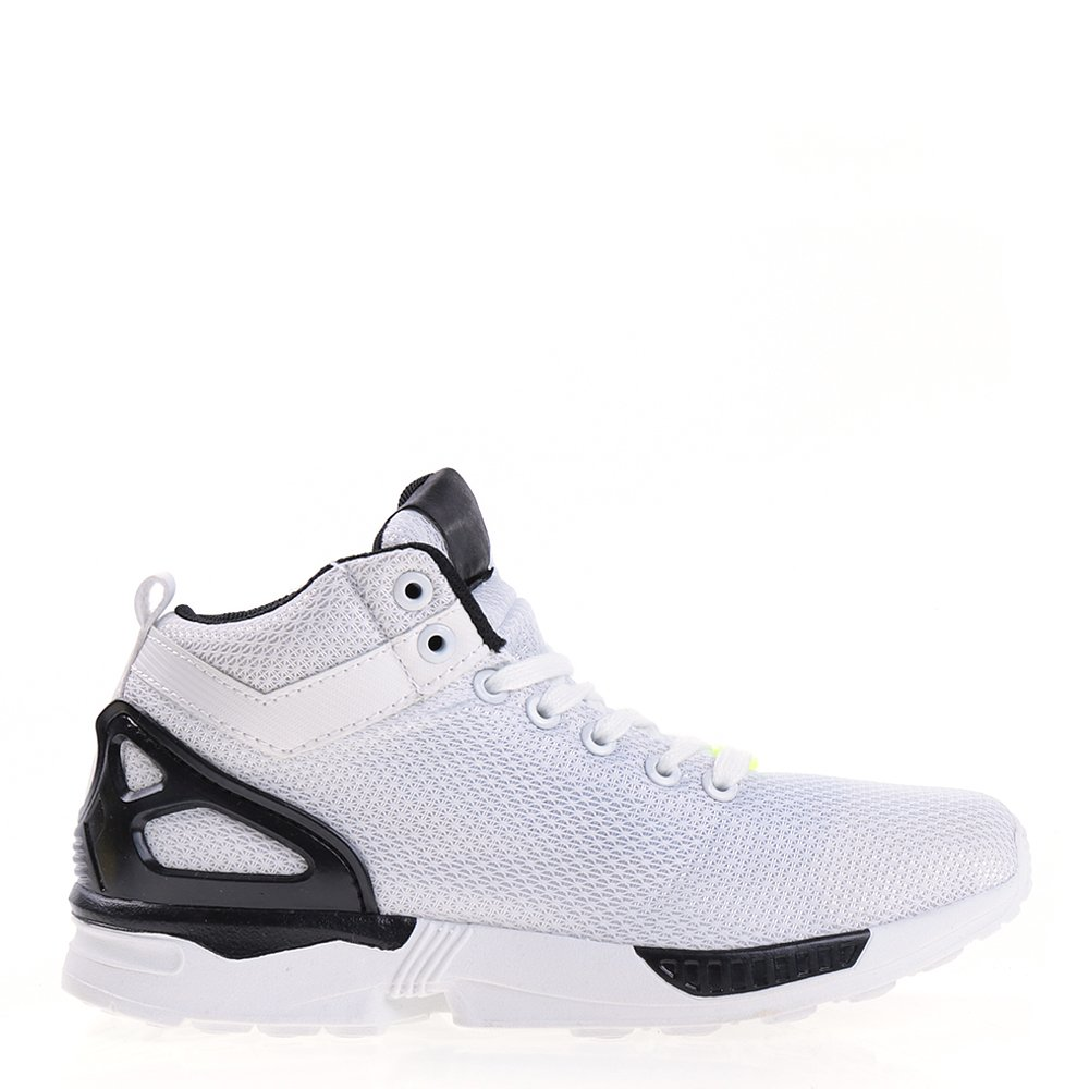 Pantofi Sport Unisex Wally 1 Alb Cu Negru