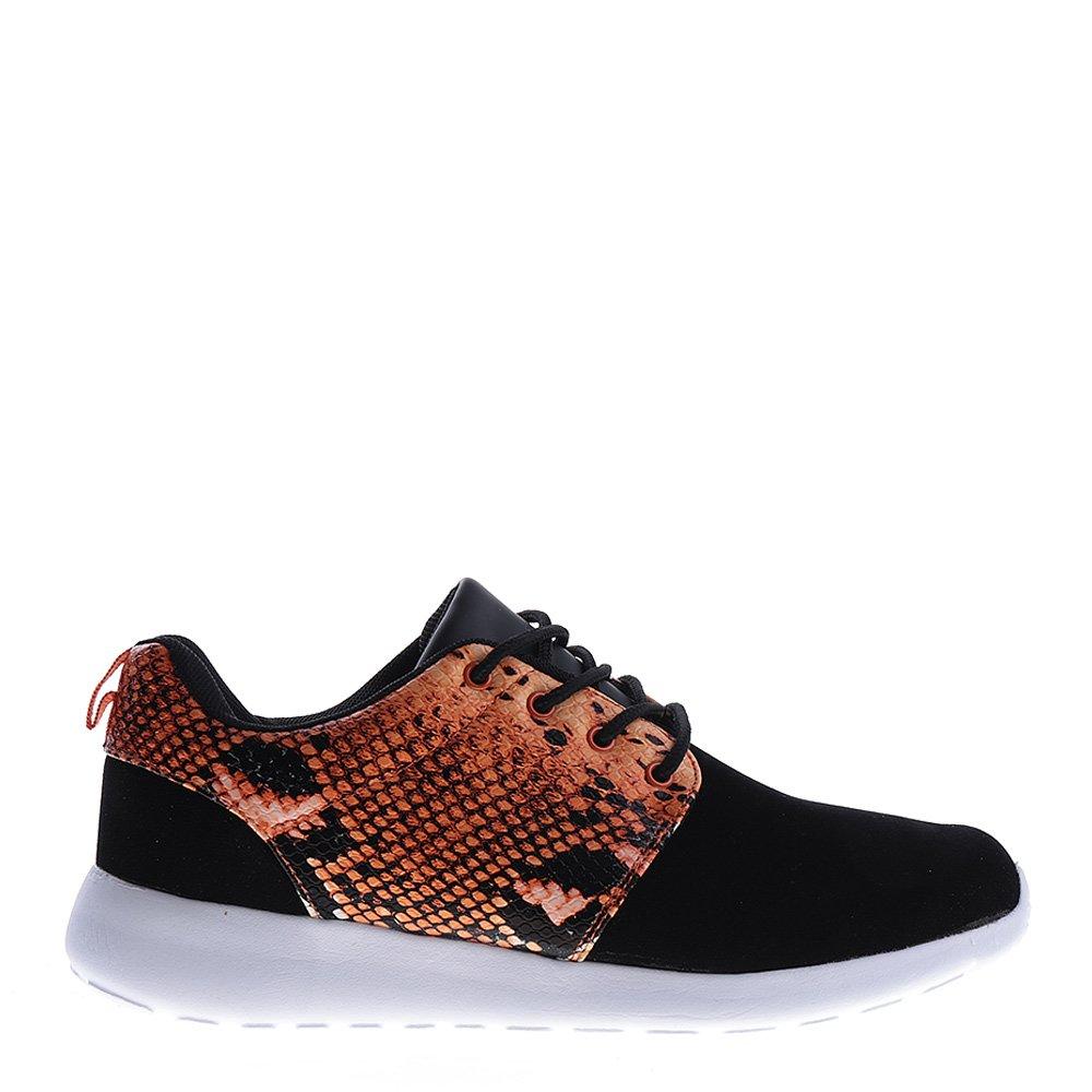 Pantofi sport unisex 256-2 portocalii