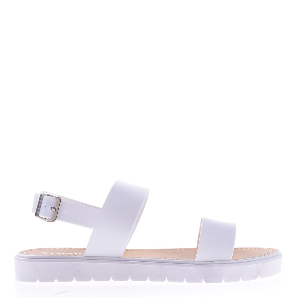 Sandale Dama Keisha Albe