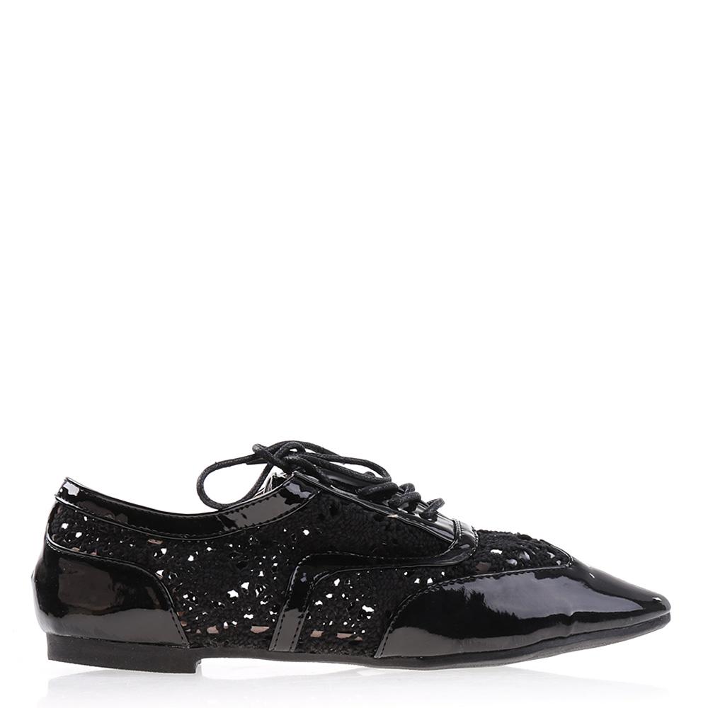 Pantofi dama Keryn negri