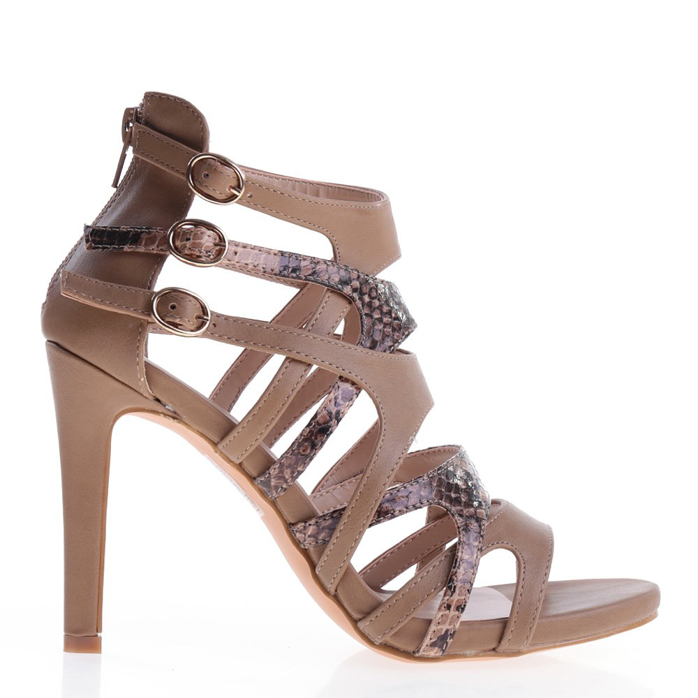 Sandale Dama Sk271 Khaki