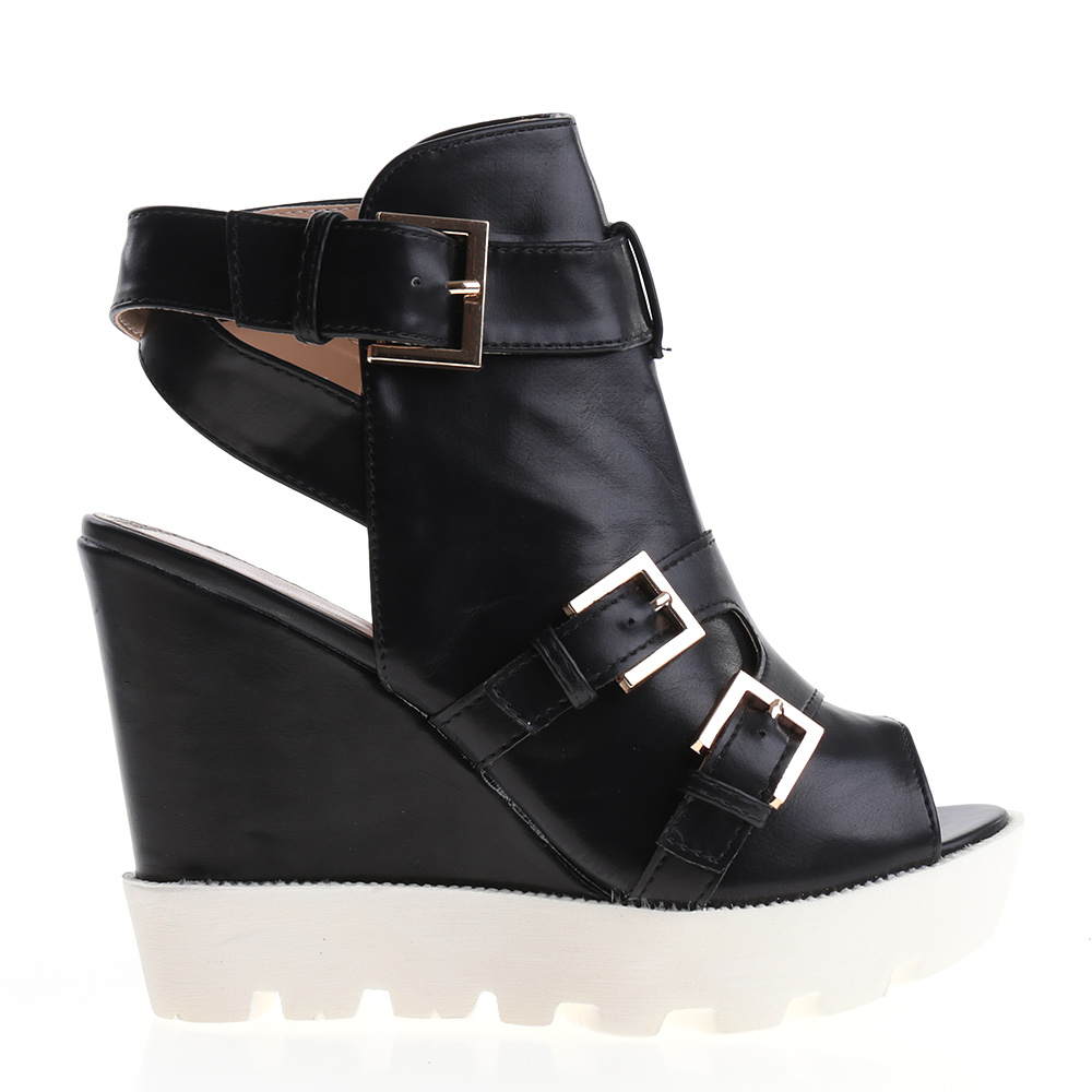 Sandale Dama F177 Negre