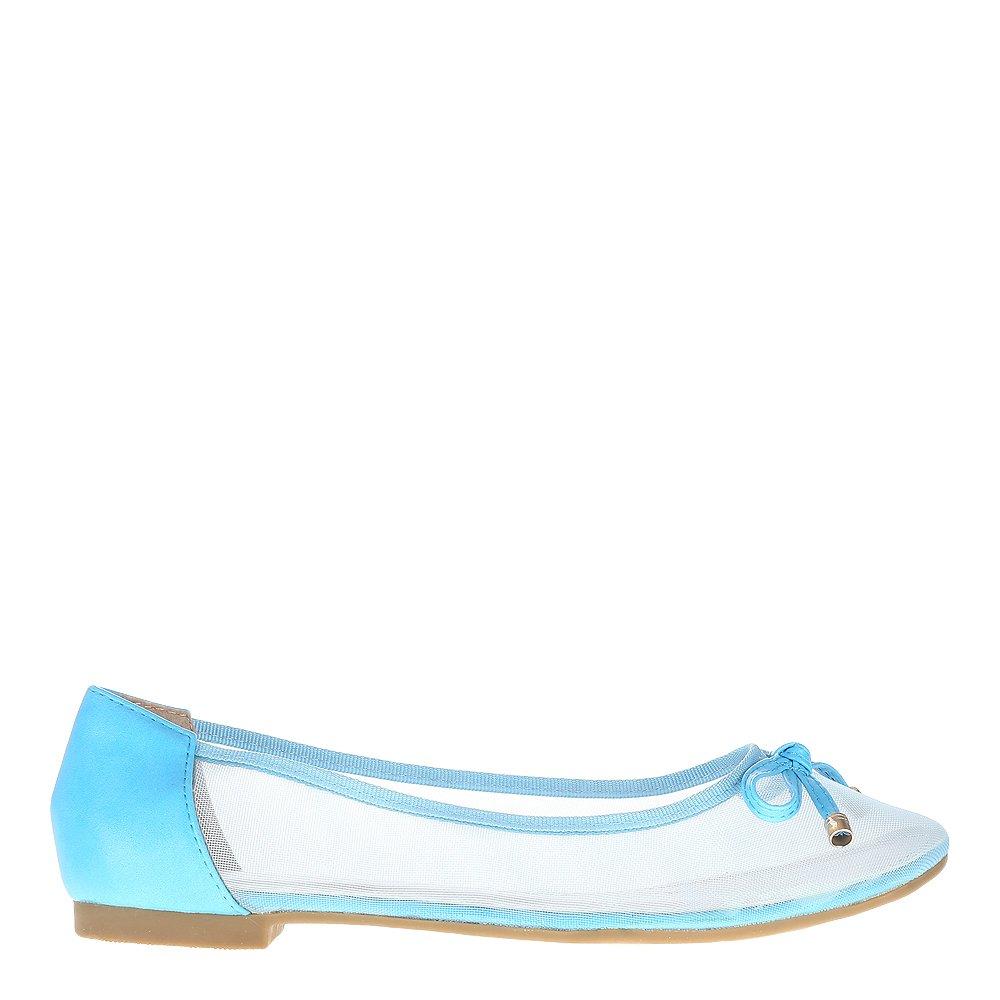 Balerini dama Luiza albastri