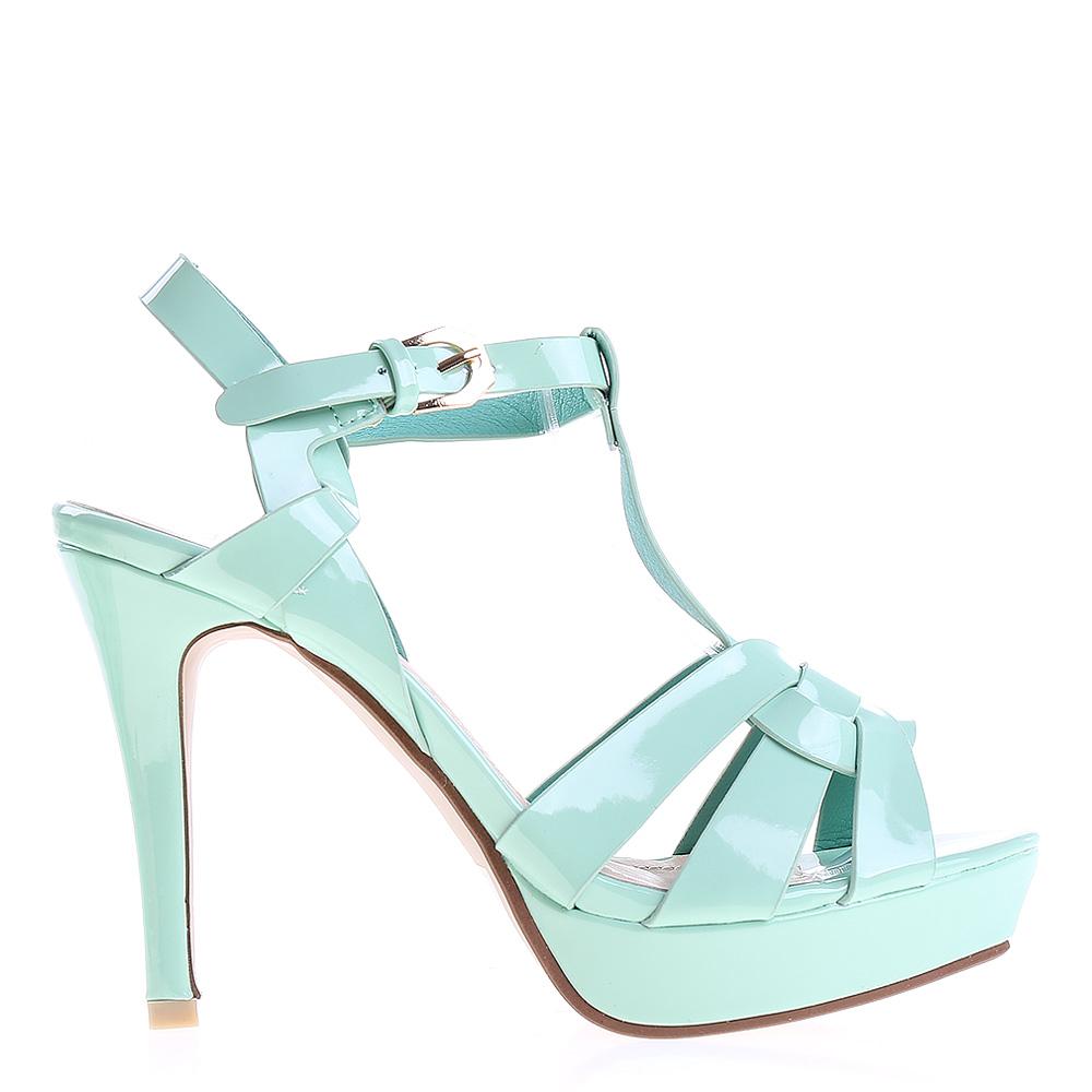 Sandale dama Hodge verzi