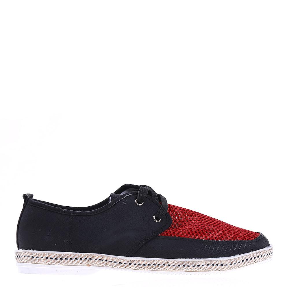 Pantofi barbati Connor negri