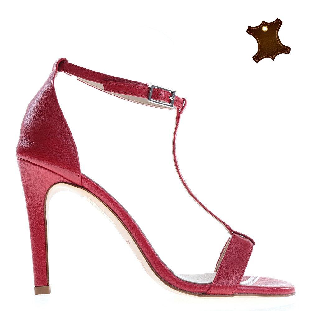 Sandale Dama Piele Tammy Roz