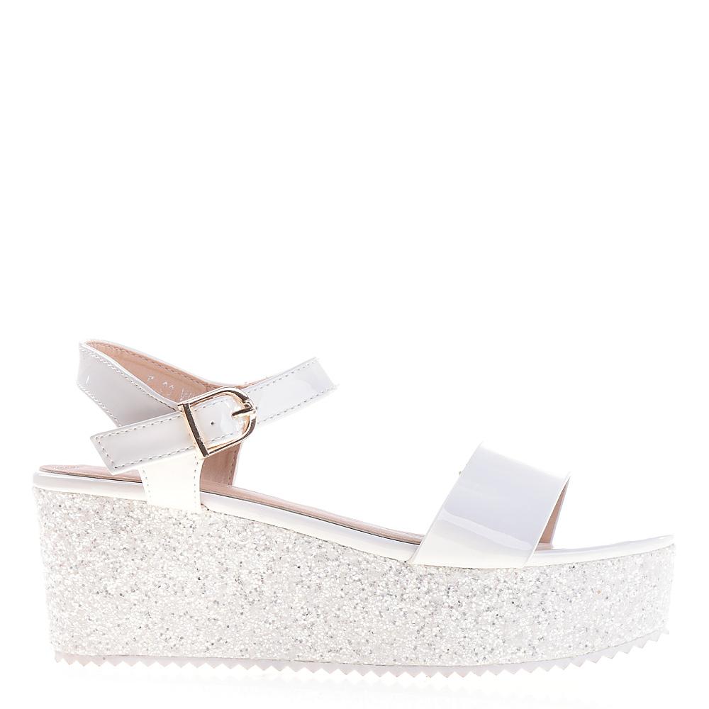Sandale Dama Frost Albe