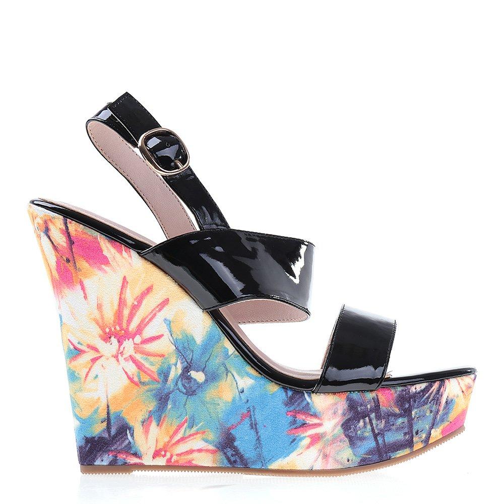 Sandale Dama Bonnie Negre