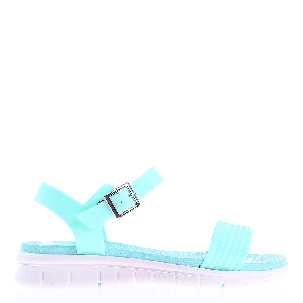 Sandale dama Gilda turcoaz