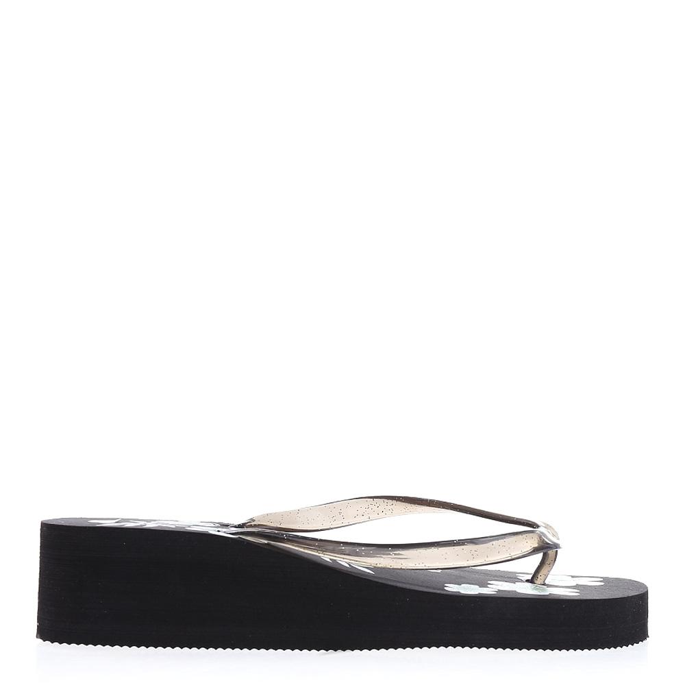 Papuci dama A801 negri