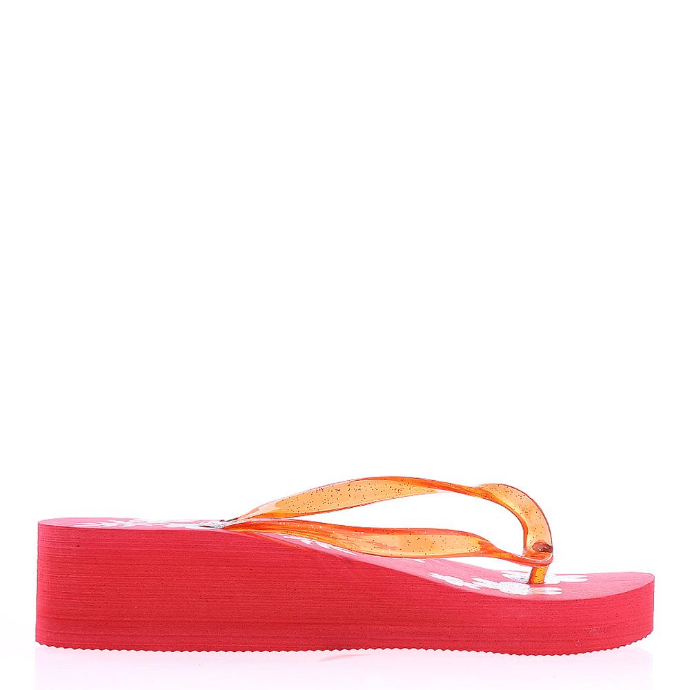 Papuci Dama A801 Rosii