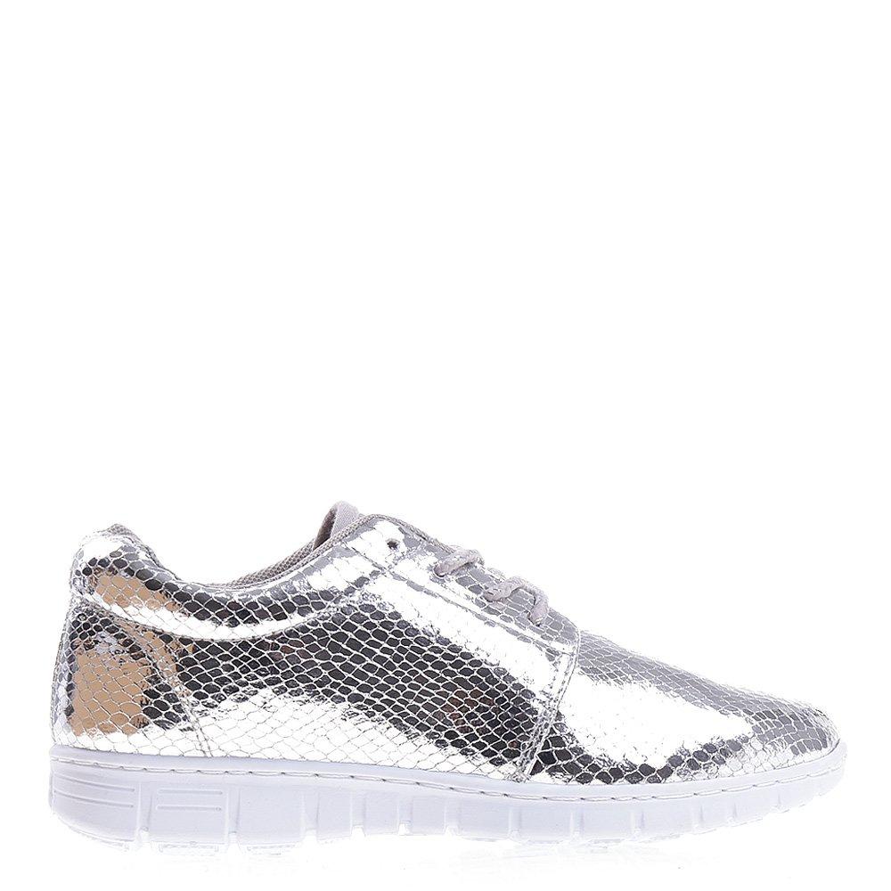 Pantofi sport dama Lecia argintii
