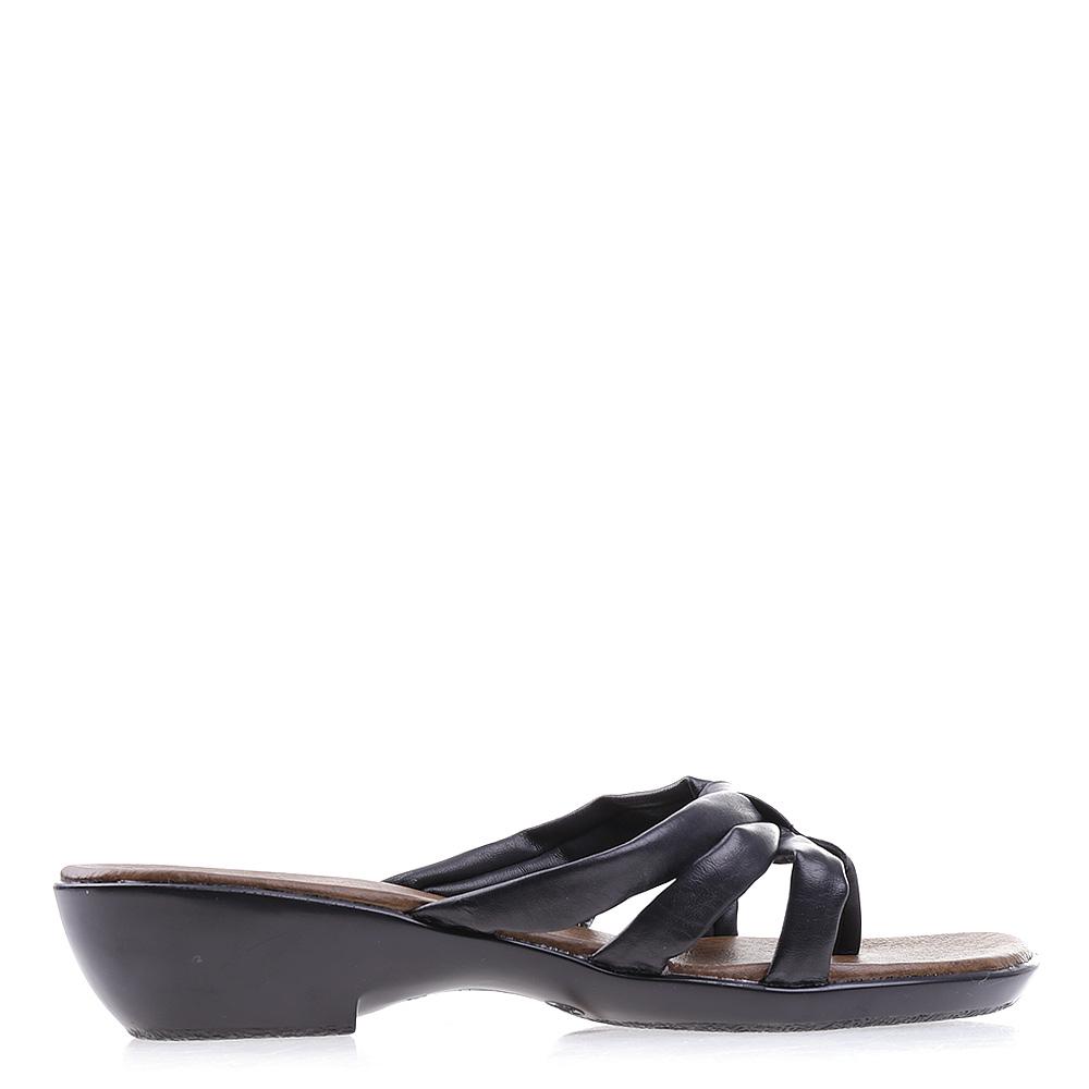 Papuci dama Isabell negri