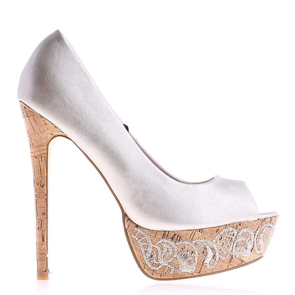 Pantofi dama Miranda aurii