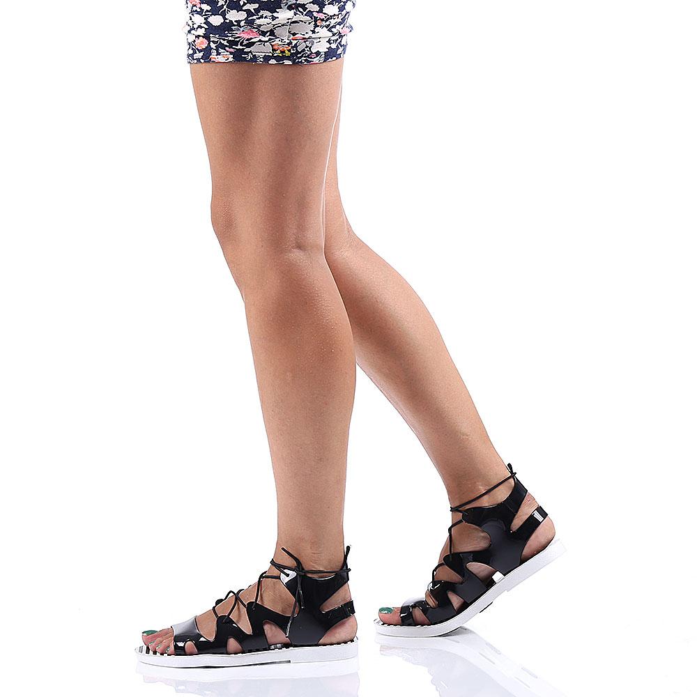 Sandale dama Elida negre