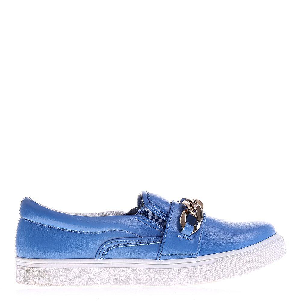 Espadrile dama Y26 albastre