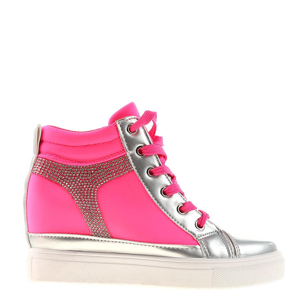 Sneakers dama Sabina roz