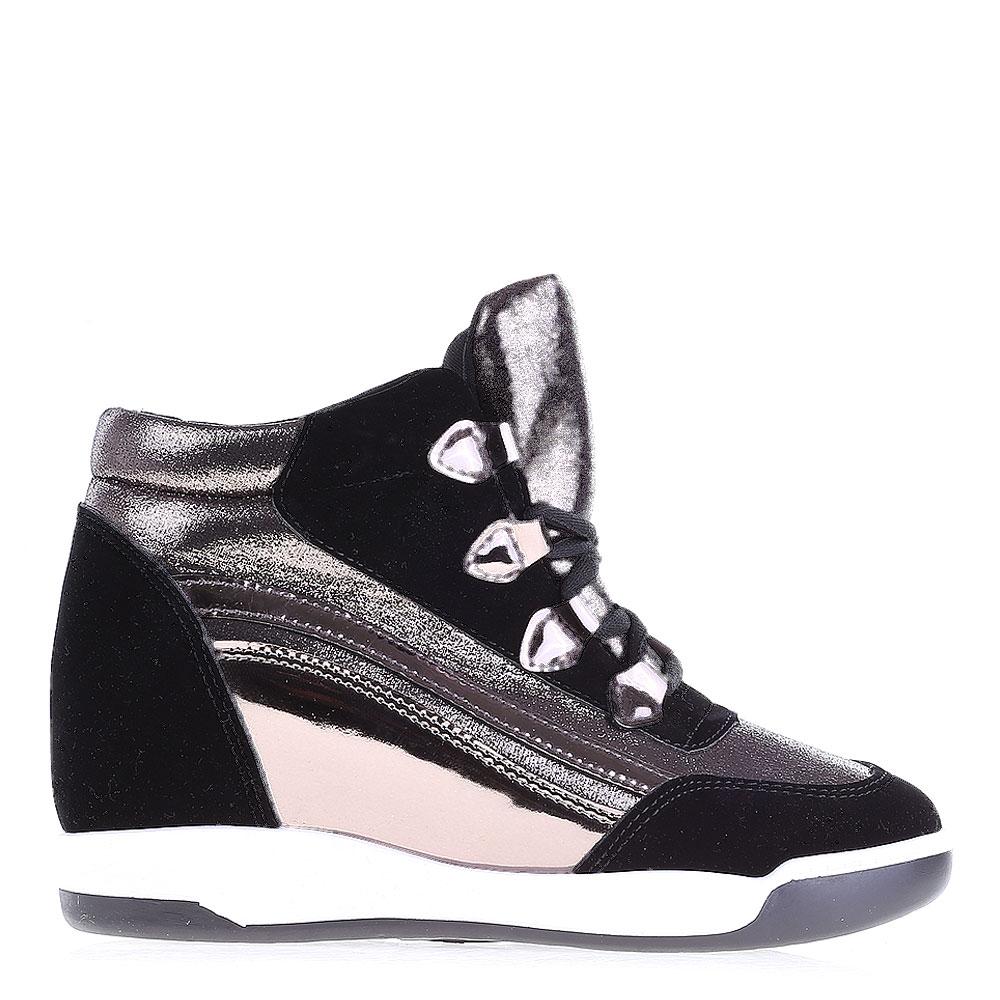 Sneakers Dama Cosmina Taupe