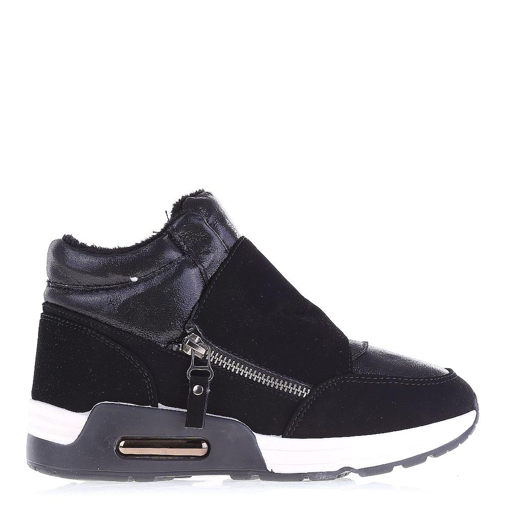 Pantofi sport dama Damiana negri