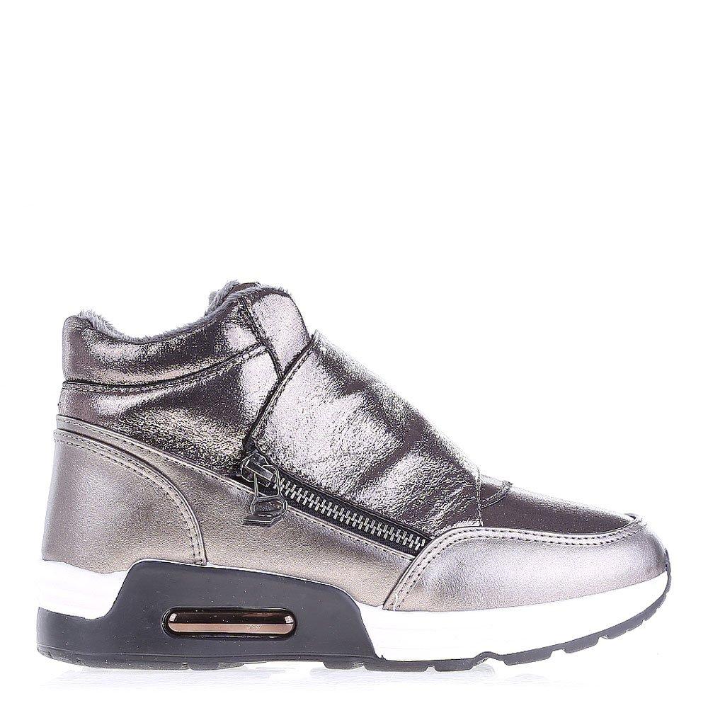 Pantofi sport dama Damiana taupe