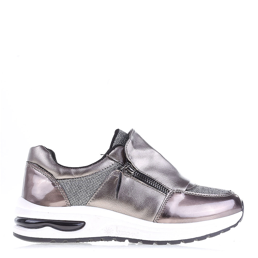 Pantofi sport dama Catina taupe